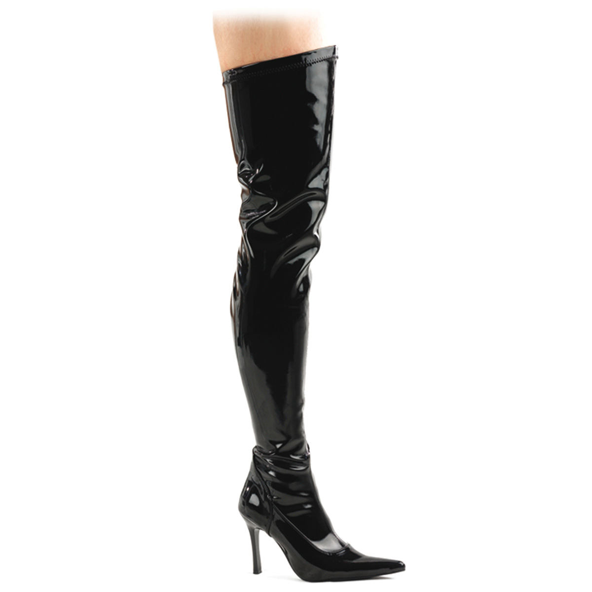 Pleaser Lust-3000 Sexy High Heel Women's Thigh Hi Boots Halloween Costume at Sears.com