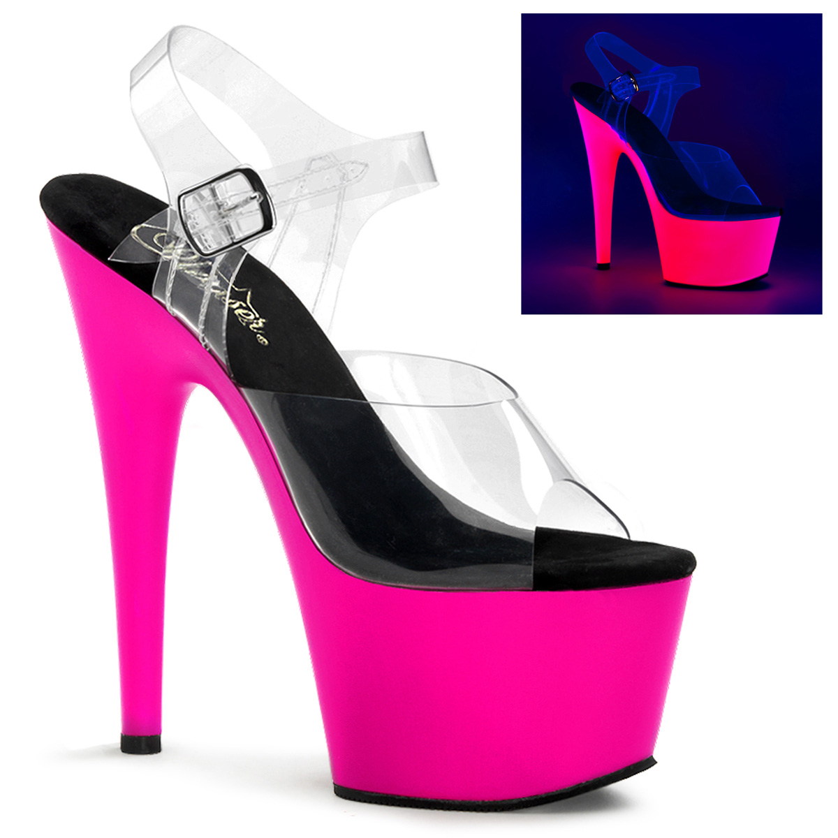 Pleaser SHOES & BOOTS : Platforms (Exotic Dancing) : Specialty ...